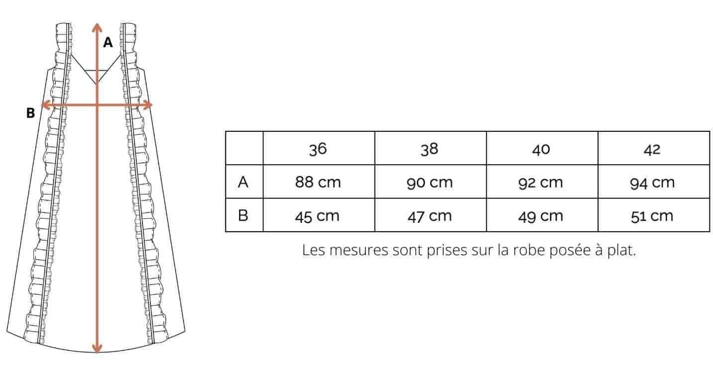 robe coton made in france - robe femme made in france -  robe ethique -  robe made in france -  robes françaises - robe sans manche - robe évasée - robe babydoll -  Vêtements femme Made in France vêtements bio made in france vêtement made in france  Marque slow fashion s'habiller Made in France marque de vêtement française